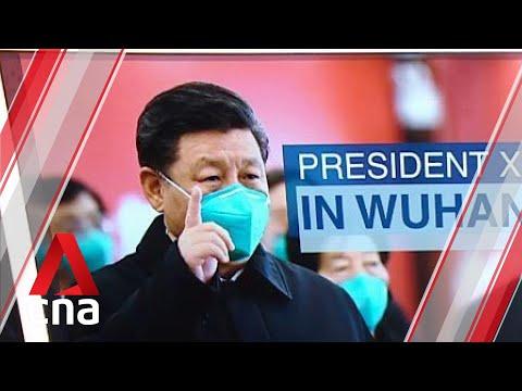 Chinese President Xi Jinping Visits Wuhan