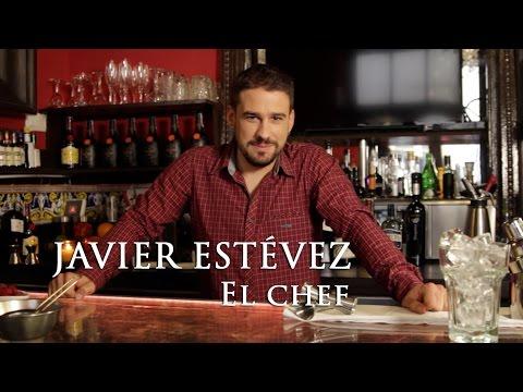 Javier Estévez - El Chef | Cardenal Mendoza Ángelus Cocktail Club