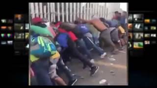 #ImmigrantCaravan Turns Violent and Hostile