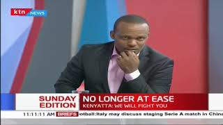 Sunday Edition: President Uhuru issues stern warning on graft