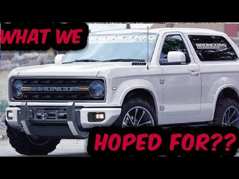 Is this the new Ford Bronco?