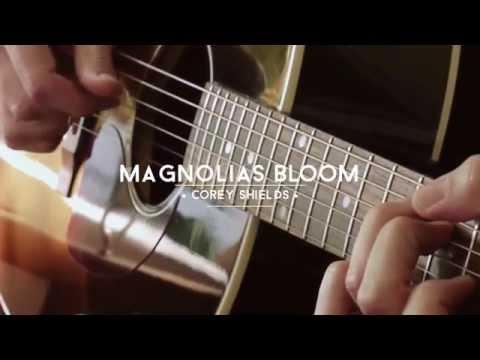 Corey Shields - Magnolias Bloom