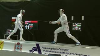 Финал Ходос С - Анохин В 24.11.2016