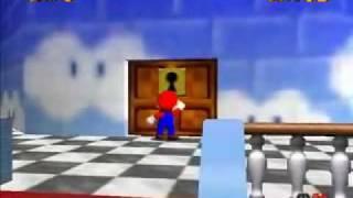 TAS Super Mario 64 N64 in 15:35 by Rikku