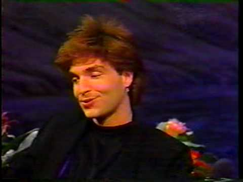 Richard Marx Tonight Show circa 1992 2/3