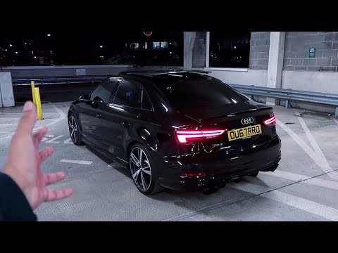 The Most Expensive Audi RS3 I've EVER Seen!