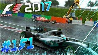 F1 2017 КАРЬЕРА #151 - ЭТО ФИАСКО, БРАТАН
