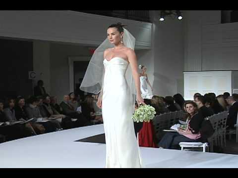 Oscar De La Renta - Bridal Fashion Show NYC