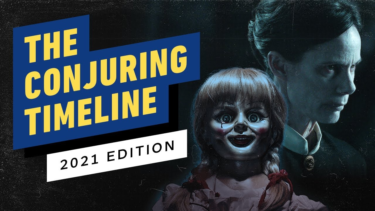 Download The Conjuring Universe Timeline in Chronological Order (2021 Edition)