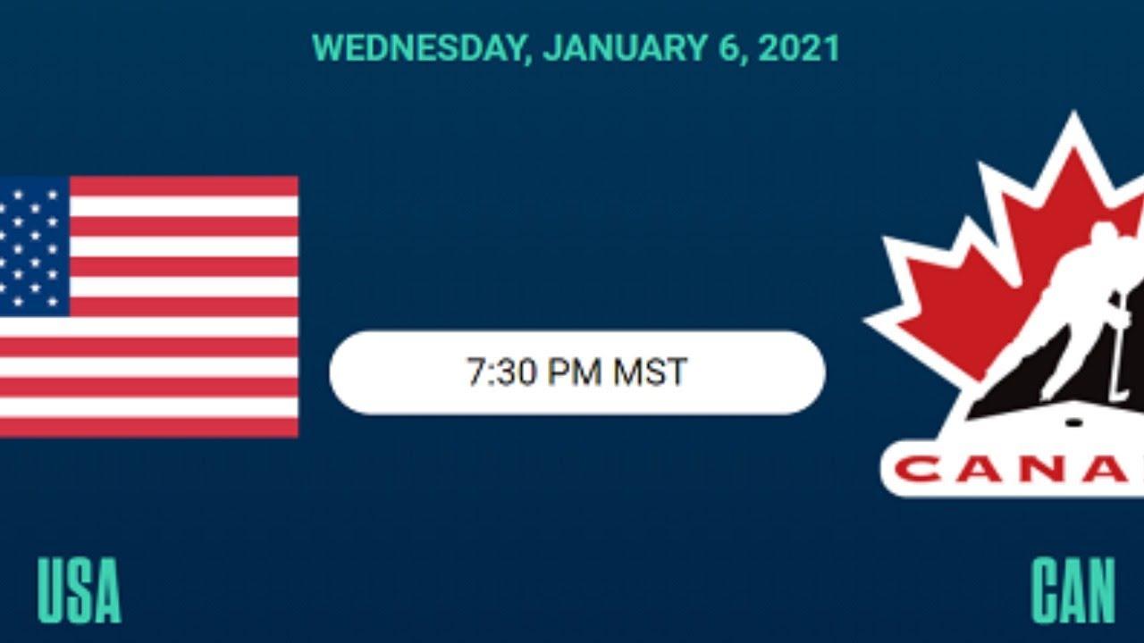 Canada vs USA Live - YouTube