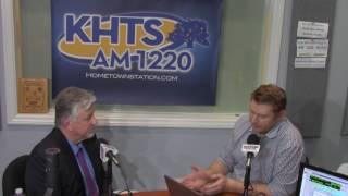 Phillip N. Phethean - City Council Applicant On KHTS (Jan 11, 2017) -- Santa Clarita