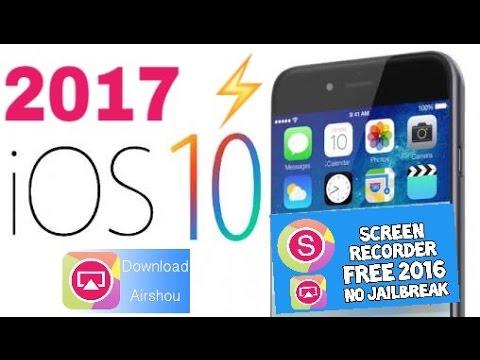 İOS 10 Ekran Videosu Çekme