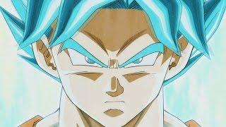 Dragon Ball Z Resurrection F AMV - Papercut
