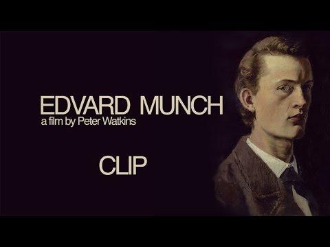 EDVARD MUNCH (Masters of Cinema) Clip