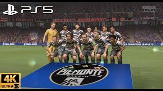 FIFA 21 - Juventus vs PSG | UCL FINAL | Next Gen Gameplay PS5™ (4K)