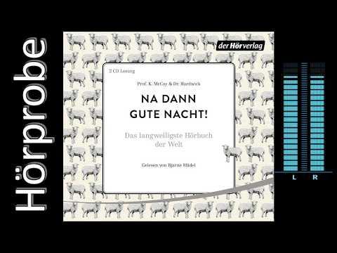 Na dann gute Nacht! YouTube Hörbuch Trailer auf Deutsch