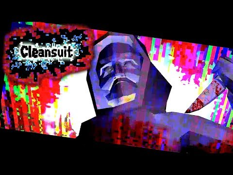 Cleansuit - How To Survive A KILLER ( ALL MAIN ENDINGS )Manly Let's Play