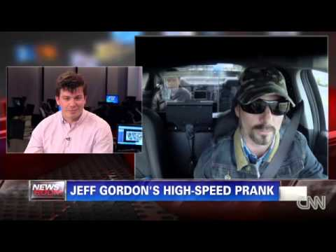 Jeff Gordon Pranks Again