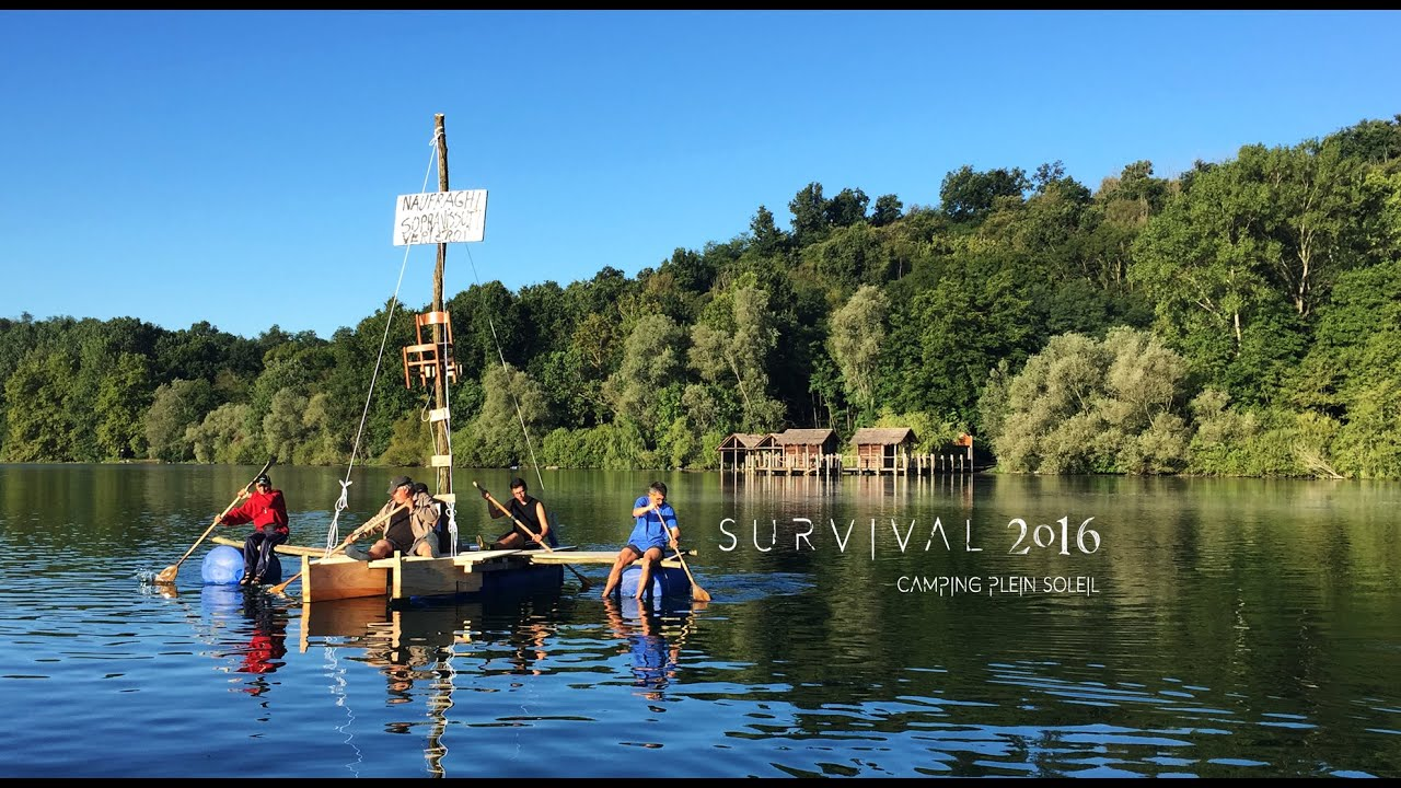 Survival 2016 lago di viverone campeggio lago viverone for Lago srl