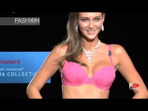 TRIUMPH Swimwear Spring Summer 2012 Milan - Fashion Channel
