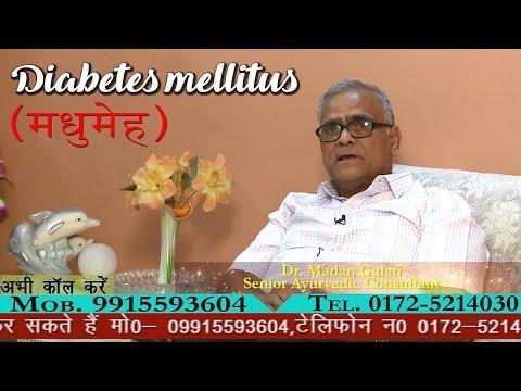 Diabetes mellitus - Types, Symptoms, Causes, Diet, Lifestyle & Ayurvedic Treatment