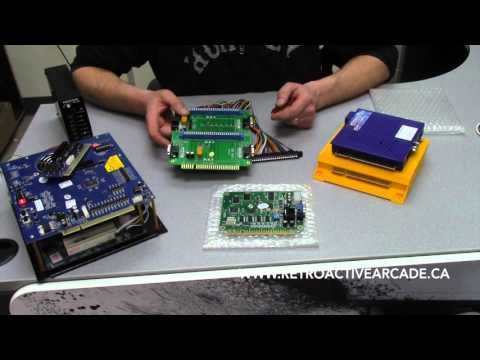 What is JAMMA and how does it work?