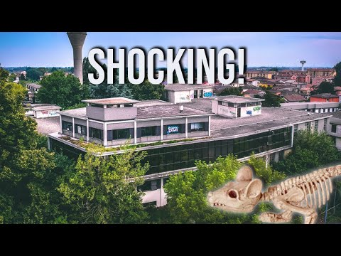 Abandoned Controversial Animal Testing Facility - Laboratory Equipment Left