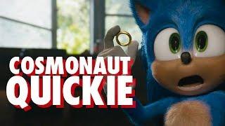 Sonic the Hedgehog - Cosmonaut Quickie