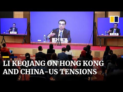 chinese-premier-li-keqiang-on-pandemic,-china-us-tensions-and-hong-kong