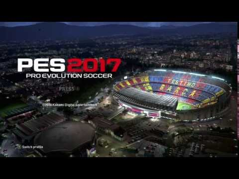 PES 2017 I Xbox One I Twitch Stream