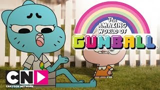 Lo straordinario mondo di Gumball | Richard ha un Lavoro | Cartoon Network