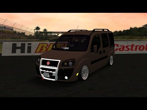 lfs-2007 fiat doblo 1.3 multijet trailer - youtube