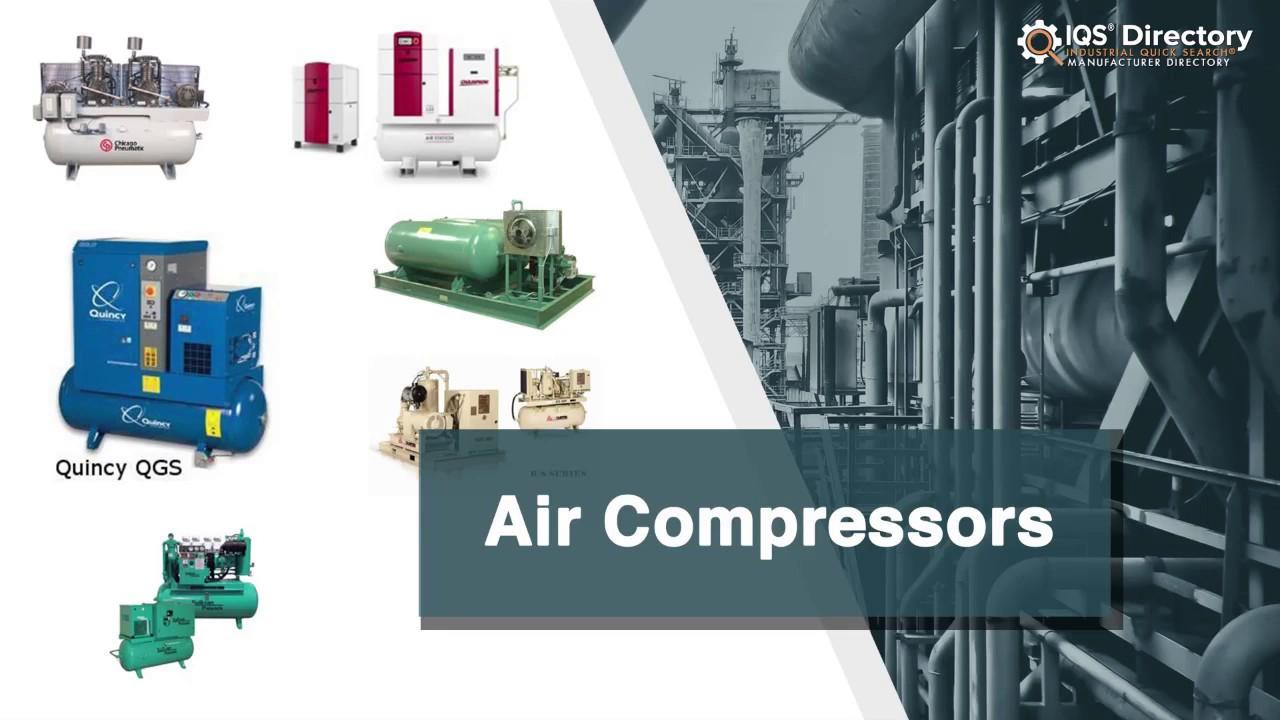 Air Compressor Manufacturers | Air Compressor Suppliers