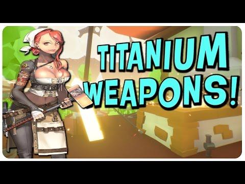 Titanium Weapon n' Glitches! - My Little...