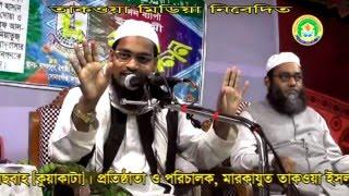 প্রভূর নামের শিক্ষা new bangla waz by Mufti Habibur Rahman Misbah [kuakata]