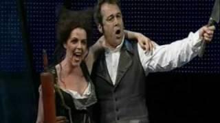 Årets Reumert 2011 - Sweeney Todd med Flemming Enevold og Lotte Andersen