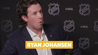 What's in the Box: Ryan Johansen