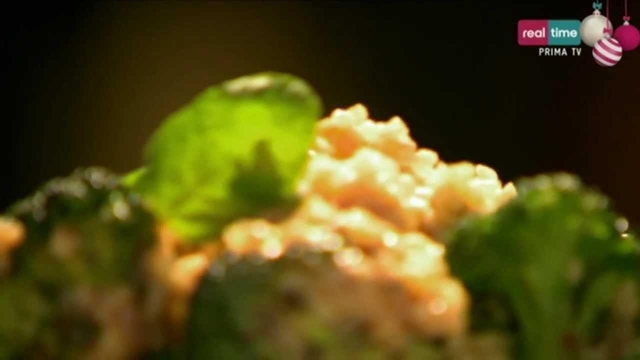 A tavola con ramsay 187 insalata di broccoli saltati e bulgur youtube - A tavola con gordon ramsay ...