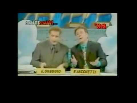 La puntata più breve di Striscia la Notizia 1998