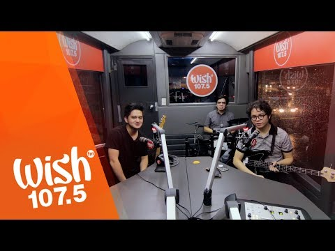 "Tom's Story performs ""Anchors"" LIVE on Wish 107.5 Bus"