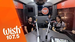 """Tom's Story performs """"Anchors"""" LIVE on Wish 107.5 Bus"""