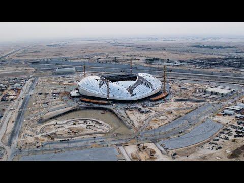 Al Janoub Stadium:
