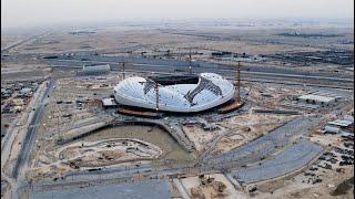 Al Janoub Stadium: Start to Finish | Qatar 2022 استاد الجنوب: من الفكرة إلى الجاهزية | قطر ٢٠٢٢