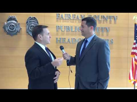 Deputy County Executive for Public Safety Discusses New Public Safety Headquarters (Oct 26, 2017)