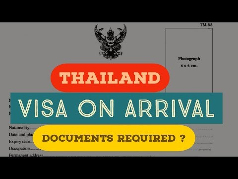 Visa on Arrival for Indian tourist full process || Thailand tour