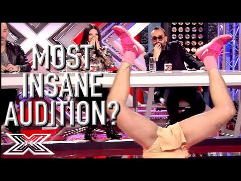 Wild 'Twerking Donut' Audition Leaves Judges SPEECHLESS On X Factor Spain! | X Factor Global