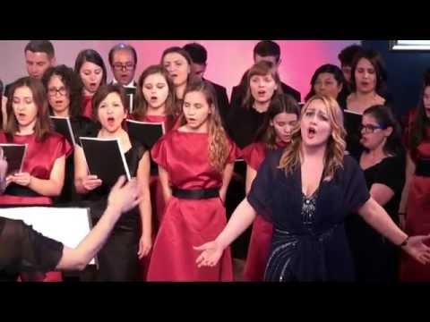 Gerusalemme-Irida Dragoti/coruri reunite AZS ROMA