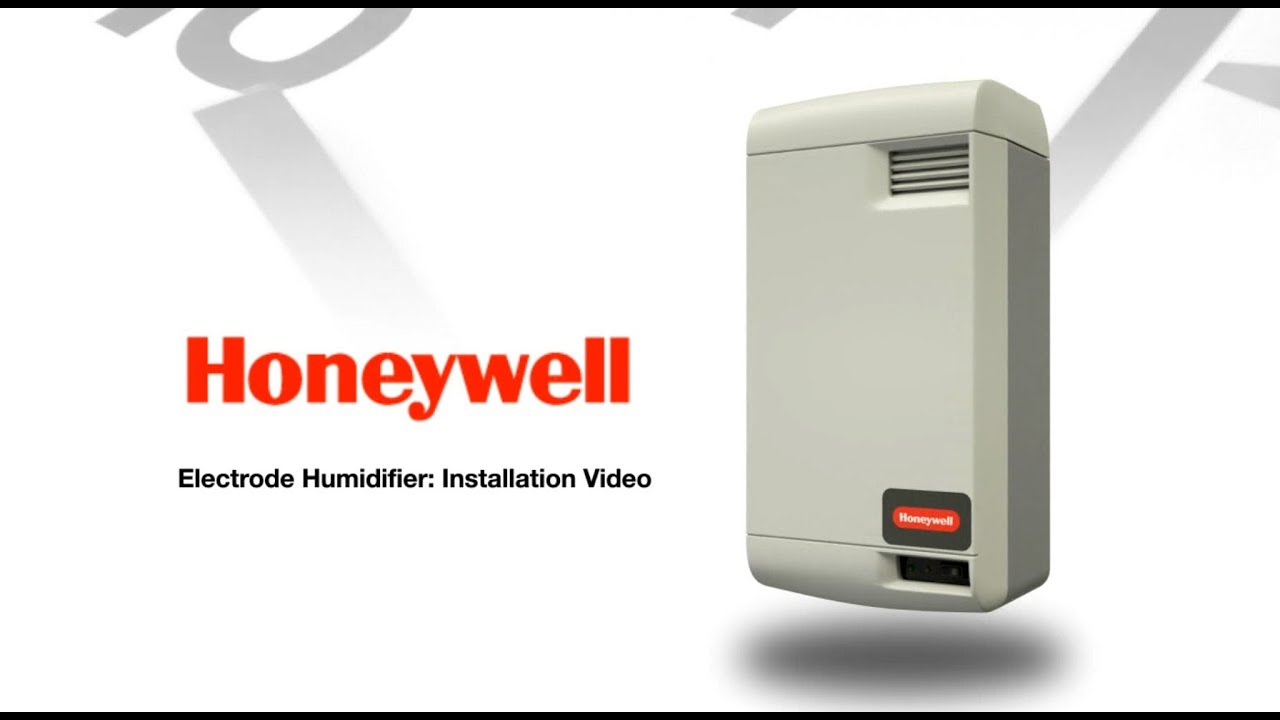 hight resolution of honeywell electrode humidifier install