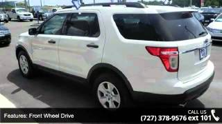 2012 Ford Explorer Base - Walker Ford - Clearwater, FL 33764