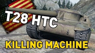 World of Tanks || T28 Concept - Killing Machine